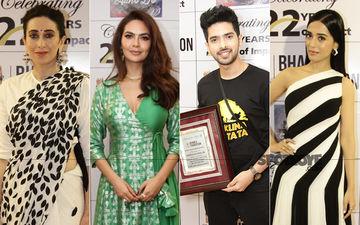 Karisma Kapoor, Esha Gupta, Armaan Malik, Amrita Rao Celebrate The Success Of Hawa Aane De