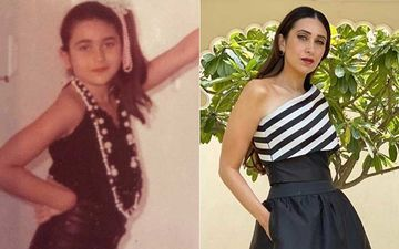 Happy Children's Day 2019: Karisma Kapoor's Swag In Her Throwback Picture Cannot Be Missed