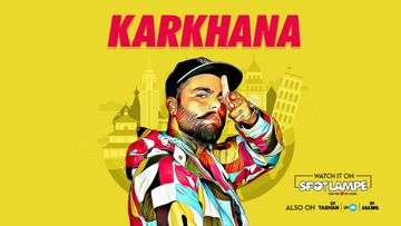 SpotlampE's New Punjabi Track Karkhana With Popular Rapper Thoda Bai Pipi Will Make You Hit The Dance Floor