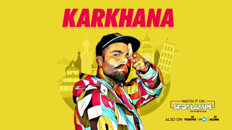 SpotlampE's New Punjabi Track Karkhana With Popular Rapper Thoda Bai Pipi Will Make You Hit The Dance Floor