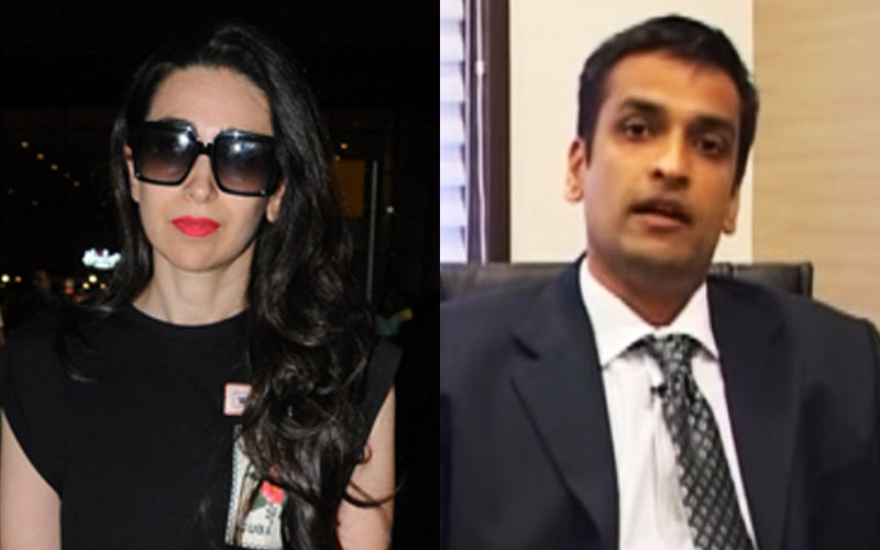 Have Karisma Kapoor And  Sandeep Toshniwal Parted Ways?