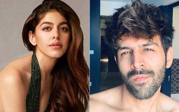 Alaya F Says She Won't Be Surprised To Find Kartik Aaryan In Her Bed, 'Wouldn't Mind A Steamy Scene With Him'