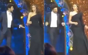 Star Screen Awards 2019: After Airport, Deepika Padukone-Kartik Aaryan Set The Stage 'Dheeme Dheeme' On Fire