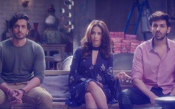 Kartik Aaryan, Nushrat Bharucha & Sunny Singh's Sonu Ke Titu Ki Sweety's Title Announcement Video Is HILARIOUS!