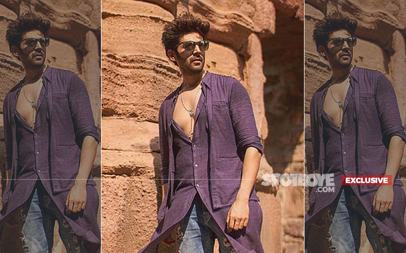 Kartik Aaryan Severely Injured While Shooting This Song For Luka Chuppi