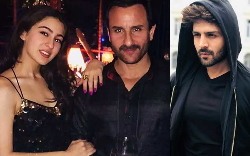 Saif Ali Khan Approves Of Sara Ali Khan And Kartik Aaryan's Relationship, Says, 'Kartik Is A Nice Guy' Amidst Break-up Rumours