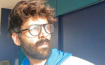 Kartik Aaryan's Beard Dilemma Continues; Actor Doesn't Want To Shave Because 'Yeh Bhi Sexy Kam Nahi Hai'