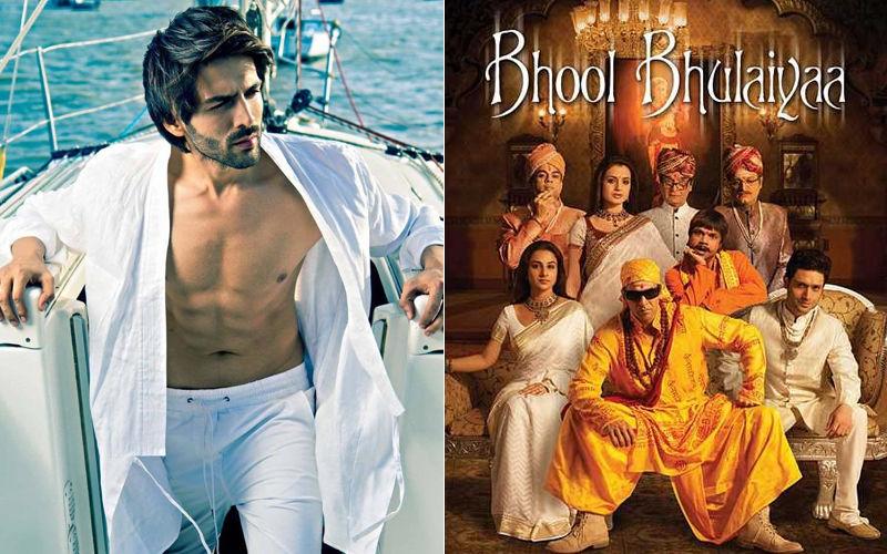 Kartik Aaryan To Step Into Akshay Kumar's Shoes; Will Play The Lead In Bhool Bhulaiyaa Sequel
