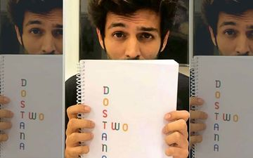 Dostana 2: Kartik Aaryan Begins Preps For Karan Johar's Film Minus His Co-Star Janhvi Kapoor