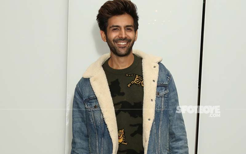 Kartik Aaryan's Dance Moves On Allu Arjun's HIT Number Takes Not Only His Colleagues But His Fans By Storm Too