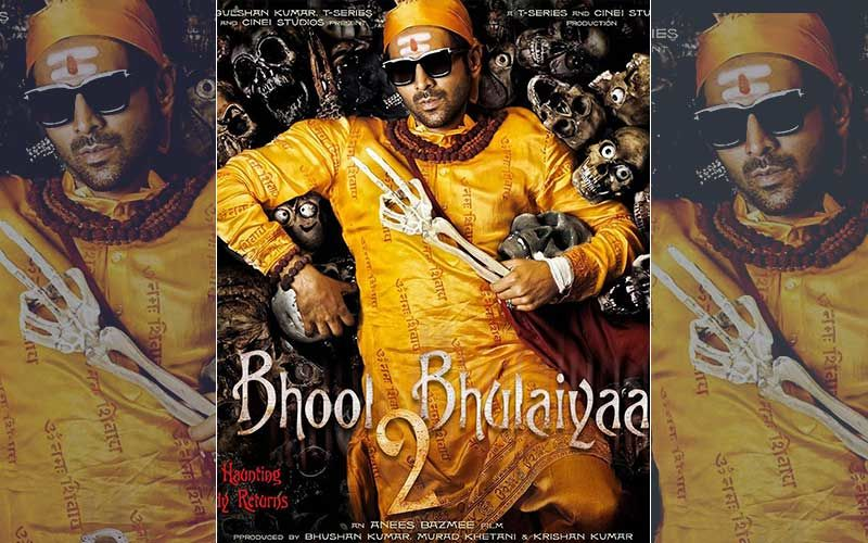 Bhool Bhulaiyaa 2 First Poster: Netizens Compare Kartik Aaryan To Akshay Kumar And Hope For Kumar's Guest Appearance In The Sequel