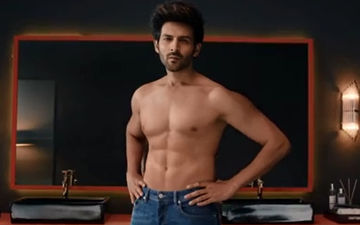 Kartik Aaryan Excessively Photoshopped His Abs To Promote Toxic Masculinity, Atleast Diet Sabya Thinks So