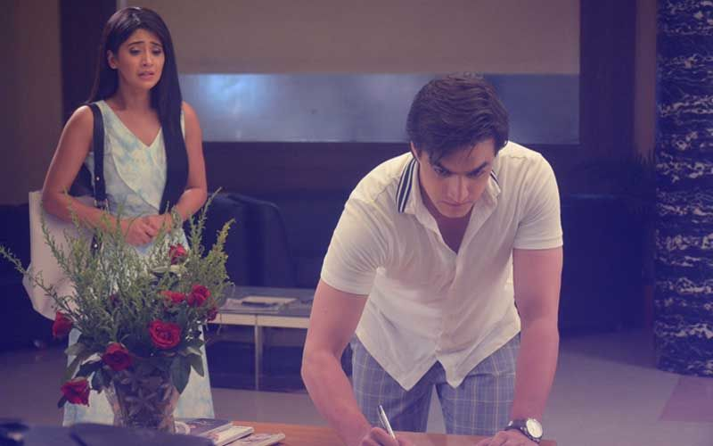 In Pictures: Yeh Rishta Kya Kehlata Hai's Kartik & Naira Sign Divorce Papers