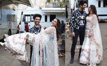 Love Aaj Kal Promotions: Kartik Aaryan And Sara Ali Khan Are Giving Us Major DDLJ Vibes– See Pictures
