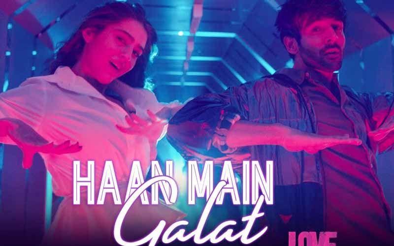Love Aaj Kal Song Haan Main Galat: And They 'Twist'; Sara-Kartik Dance To This Killer Remix, Playing Exclusively On 9XM, 9X Tashan and 9X Jalwa
