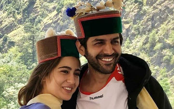 Kartik Aaryan And Sara Ali Khan's Cosy Pictures From Shimla Are Pure Magic