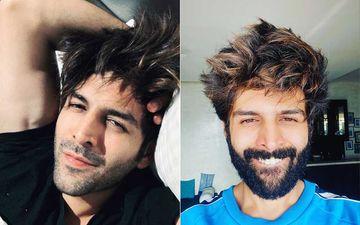 Kartik Aaryan Asks Fan If He Should Shave Off His Beard Because 'Sexy Dikhne Ka Mann Kar Raha Hai'