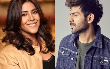 Ekta Kapoor Is Relieved Kartik Aaryan Isn't A Producer, Says 'You Make Better Episodes Than Me' After Watching His Coronavirus Show Koki Poochega