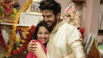 Kartik Aaryan's Sister Kritika Gets Emotional; Thanks The Actor For Spreading Awareness On COVID-19