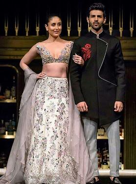 Kareena Kapoor With Kartik Aryan
