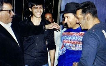 Kartik Aaryan Is Star Struck By Aamir Khan-Salman Khan In Ancient PIC; Don't Miss The 'Dreams In His Eyes To Be A Superstar Like Them'