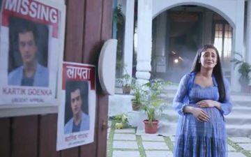 Yeh Rishta Kya Kehlata Hai: Pregnant Naira Steps Out To Find Missing Husband Kartik – WATCH VIDEO