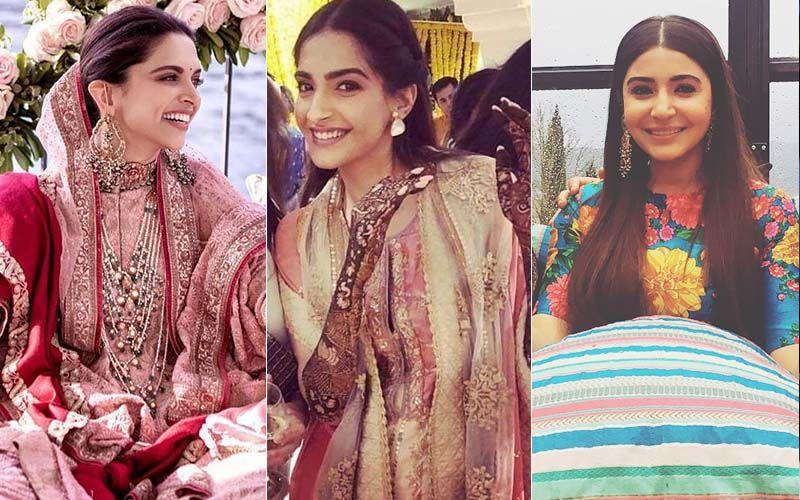 Karwa Chauth 2019 Mehendi Designs: Deepika Padukone, Anushka Sharma And Sonam Kapoor's Mehendi Designs Are Also The Season's Favourites