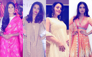 Karwa Chauth 2018: Katrina Kaif, Aishwarya Rai Bachchan, Ameesha Patel Or Bhumi Pednekar- Whose Style Mantra Will You Follow?