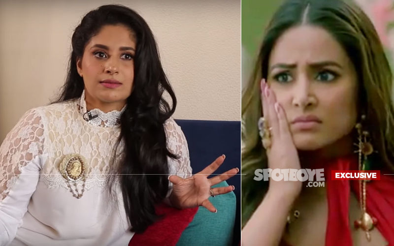 "Kasautii Zindagii Kay 2's Shubhaavi Choksey On Slapping Hina Khan: ""Main Yeh Thappad Ki Goonj Kabhi Nahin Bhoolungi"""