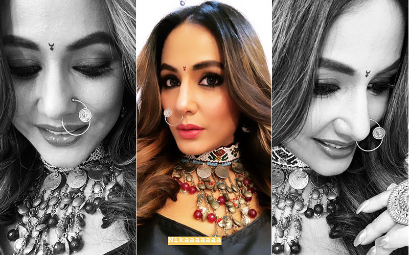 Kasautii Zindagii Kay 2: Hina Khan Gives A Sneak Peek Into Komolika From Her Day 1 Shoot