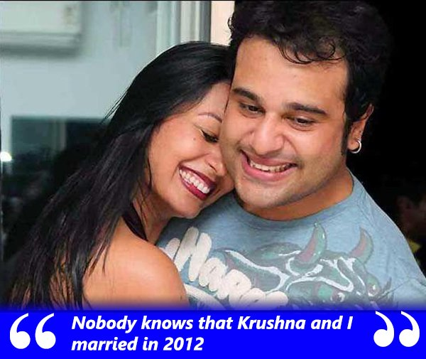 kashmera shah on her marriage date