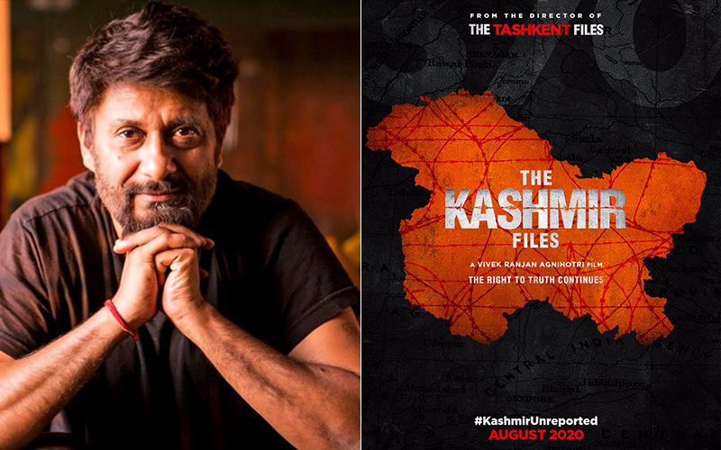 The Kashmir Files, First Look: Vivek Ranjan Agnihotri's Next Throws Light On The Genocide And Mass Exodus Of Kashmiri Pandits
