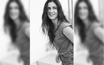 Katrina Kaif Accepts The Black And White Challenge By Sharing A Stunning Pic; Says She Feels 'Grateful For The Inspiration And Support'