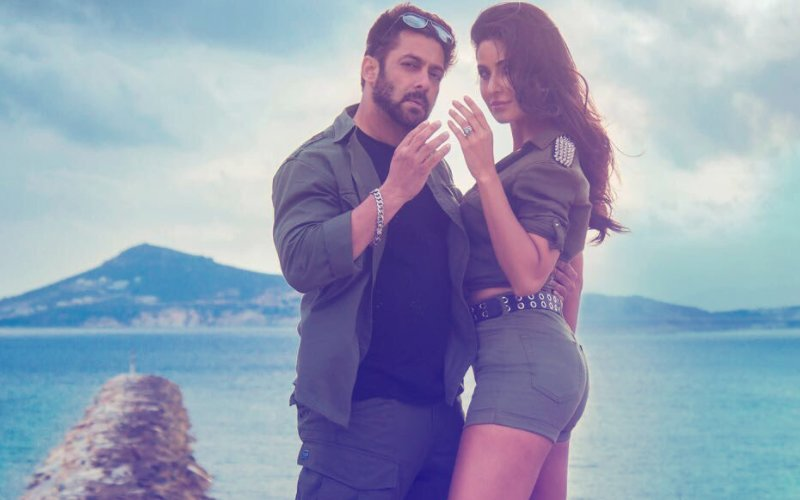FIRST LOOK: Get Blown By Salman Khan & Katrina Kaif's Swag Se Karenge Sabka Swagat