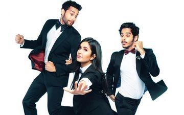Phone Bhoot: Katrina Kaif-Siddhant Chaturvedi Begin Prep For Their Horror Comedy; Shares Glimpses – PICS INSIDE