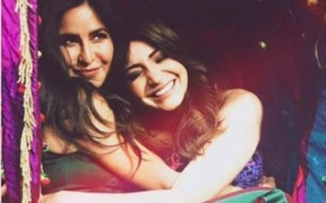 Katrina Kaif Shares A Throwback Snap With Anushka Sharma; Kat And Mrs Virat Kohli Blush With Sheer Joy In This Priceless Pic