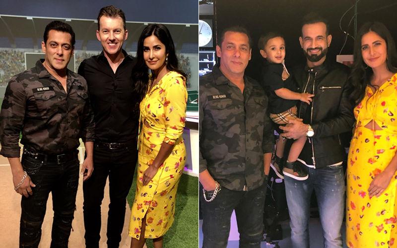 आईपीएल के फिनाले में पहुंचे सलमान खान ने कहा, समर्थन किसी का भी करूं रहूंगा इस क्रिकेटर का फैन