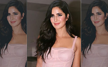 Price Of Katrina Kaif's Pink Bodycon Dolce & Gabbana Dress Will Give You Sleepless Nights