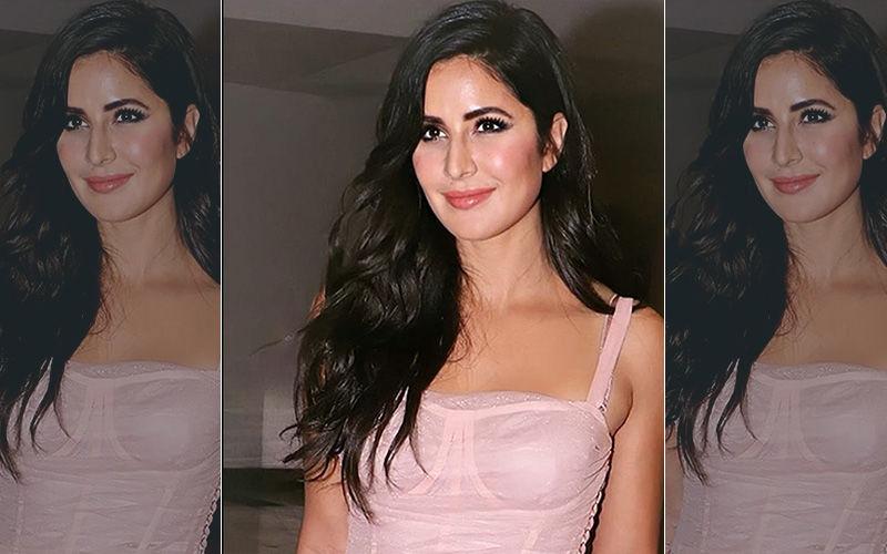 Price Of Katrina Kaif's Pink Bodycon Dolce & Gabbana Dress Will Give You Sleepless Nights