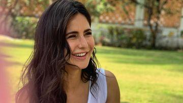 Coronavirus Lockdown: Katrina Kaif Adheres To Social Distancing; Creates A Cosy Office Space At Home – PIC