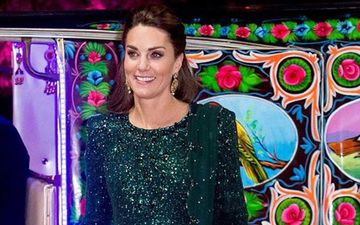 Kate Middleton Has Stopped Wearing Her Sapphire Wedding Ring- Read To Know Why