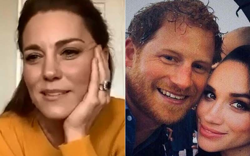 Kate Middleton Hits Back At False Interpretations And Inaccurate Reports Involving Meghan Markle And Prince Harry