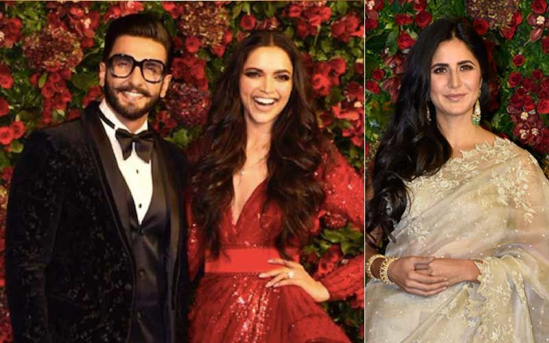 "Katrina Kaif Says, ""I Danced The Night Away"" At Deepika Padukone's Reception; Click To Know What More She Did"