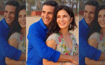 Sooryavanshi: Akshay Kumar Sums Up His Shooting Experience With Katrina Kaif In One Pic; Actress Is Overwhelmed
