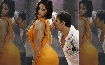 Sooryavanshi: Katrina Kaif-Akshay Kumar Shoot For Tip Tip Barsa Paani; A Picture Of The Duo From The Song Increases Our Curiosity
