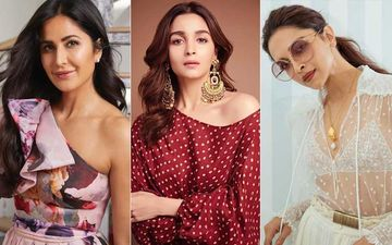 Alia Bhatt Beats Katrina Kaif And Deepika Padukone To Become The Most Desirable Woman