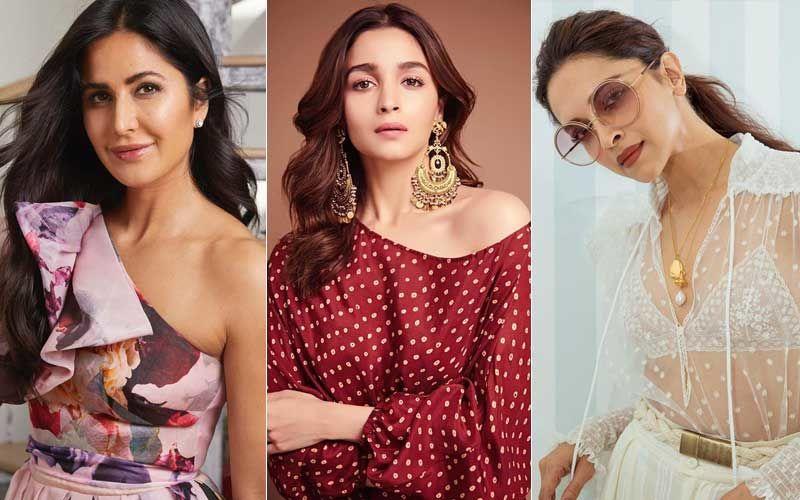 Alia Bhatt Beats Katrina Kaif And Deepika Padukone To Become The Most Desirable Woman