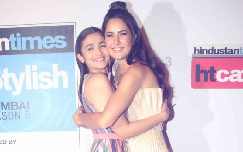 What Catfight? Katrina Kaif Congratulates Alia Bhatt As Raazi Crosses 100 Cr Mark