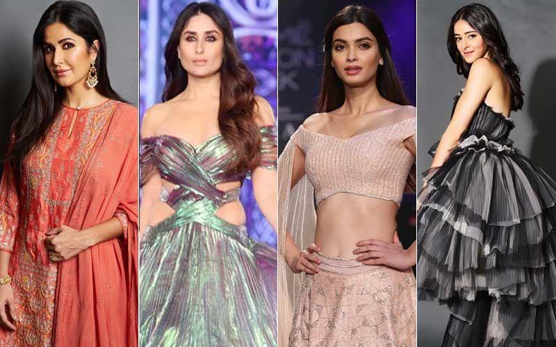 Lakmé Fashion Week 2019: Kareena Kapoor Khan, Ananya Panday, Diana Penty, Katrina Kaif - Showstoppers To Look Forward To