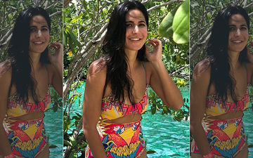 Birthday Party's Over But The Celebrations Continue; Katrina Kaif Thanks Fans For Showering Her With All That Love